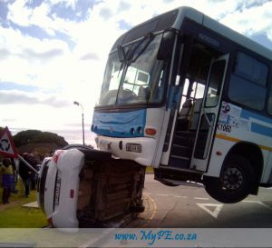 Algoa Park Bus Accident