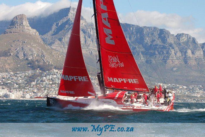 Mapfre Leg 2 Winner