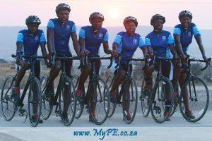 Siyaphambili Team