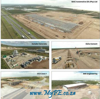 Coega 2018 Projects