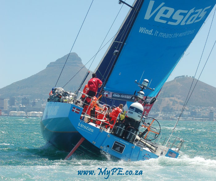 Vestas 11th Hour Racing Cape Town
