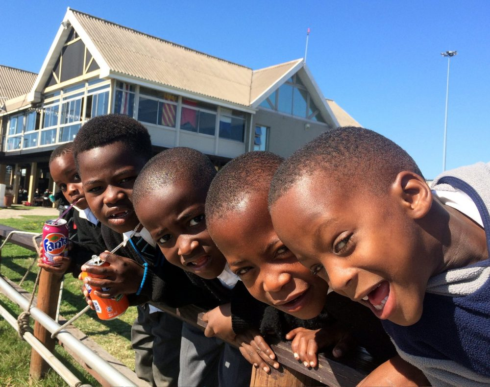 Mdengtonga Primary School in Motherwell