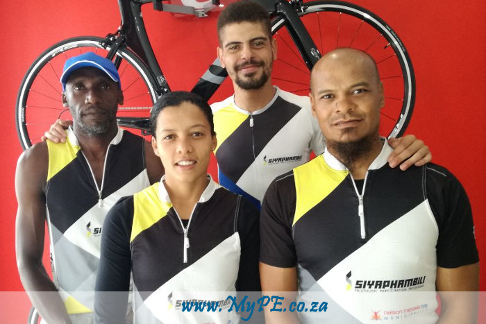 Siyaphambili 2018 Ironman
