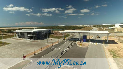Coega Customs Control Area