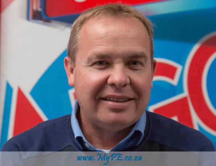 Algoa FM managing director Dave Tiltmann