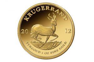 Kruger Rands, Krugerrands
