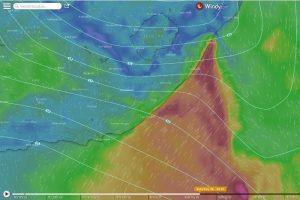 Vasco Da Gama expected weather - Saturday