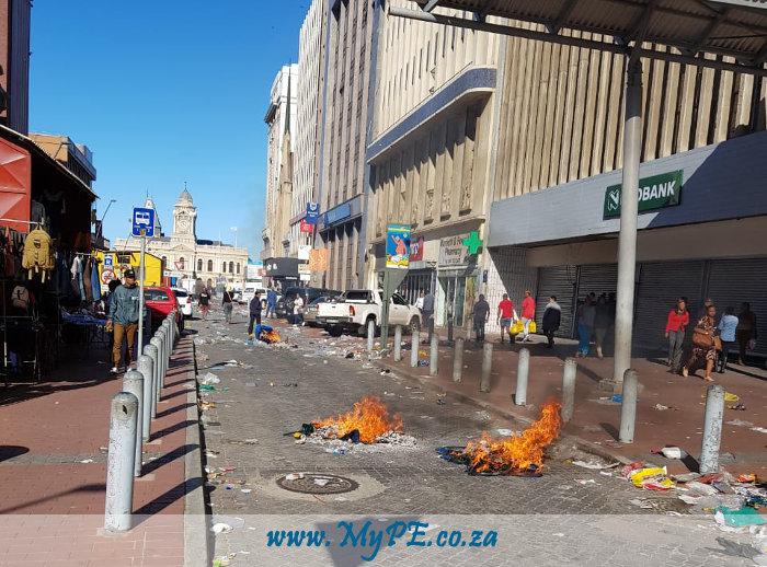 2018 Municipal Strike