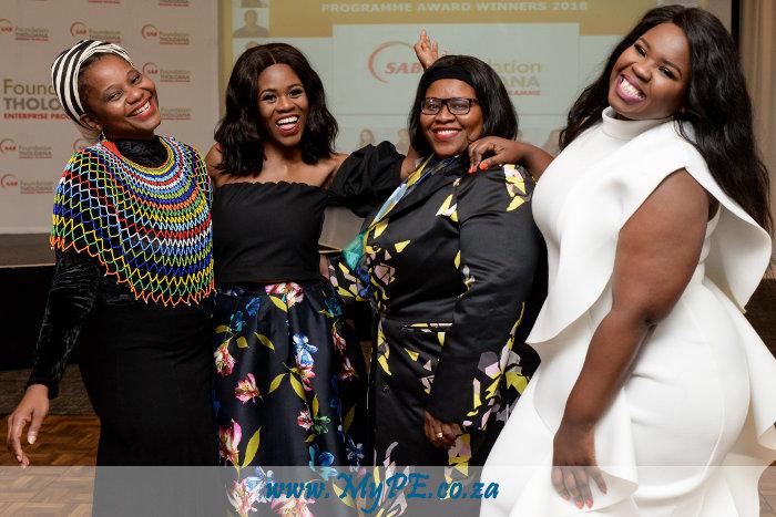 Bukelwa Ngoqo, Mbali Zamisa, SABF, Doreen Koni, SABF, Afika Mbandazayo