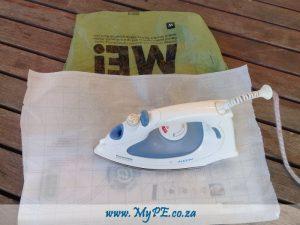 Plastic Bag Insulation