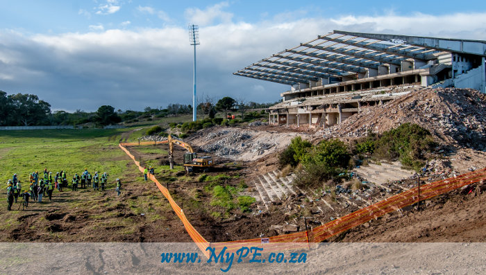 Boet Erasmus Demolition