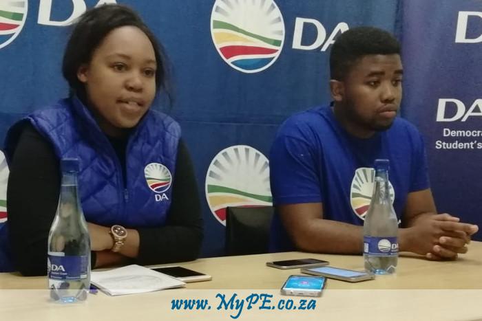 Hlomela Bucwa and Kwanda Jakalase