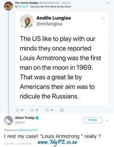 Andile Lungisa