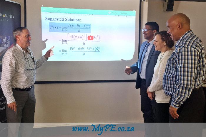 Govan Mbeki Maths