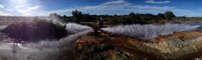 Water Strike