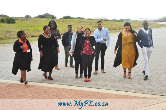 Coega Interns