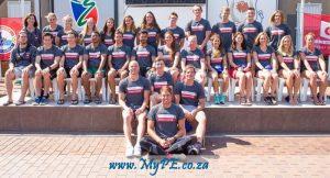 Team SA Lifesaving