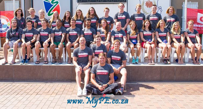 Team SA Lifesaving