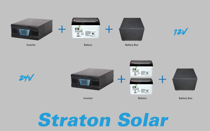 Straton Solar Inverters for Loadshedding