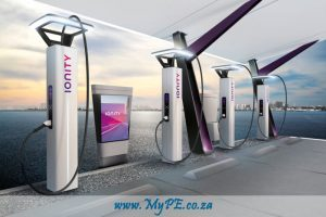 Ionity Charger