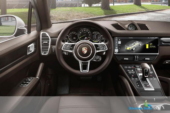 Porsche Cayenne E-Hybrid Interior
