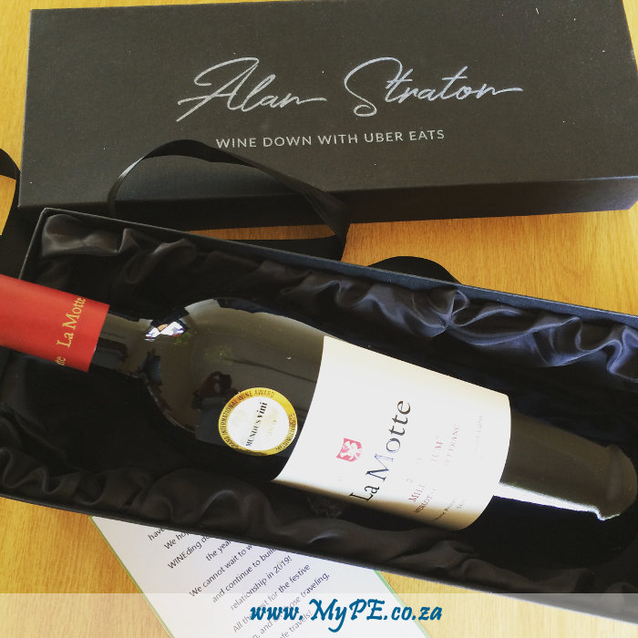 UberEats Wine