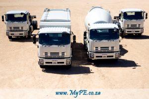 Isuzu Truck Range
