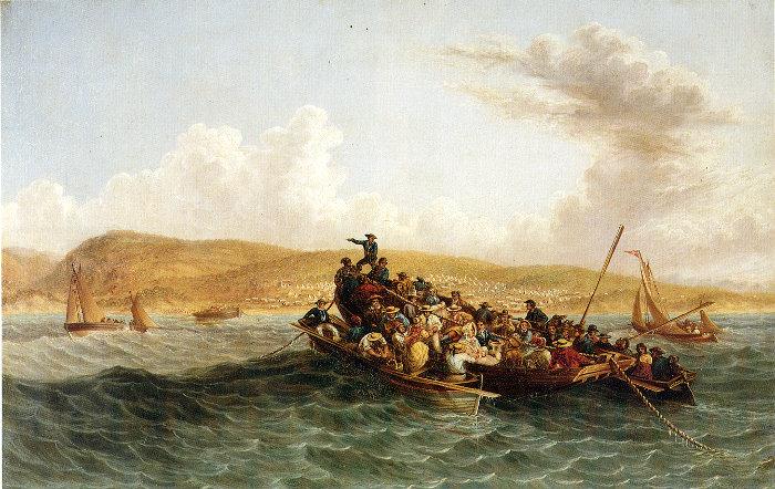 Thomas Baines 1820 Settlers