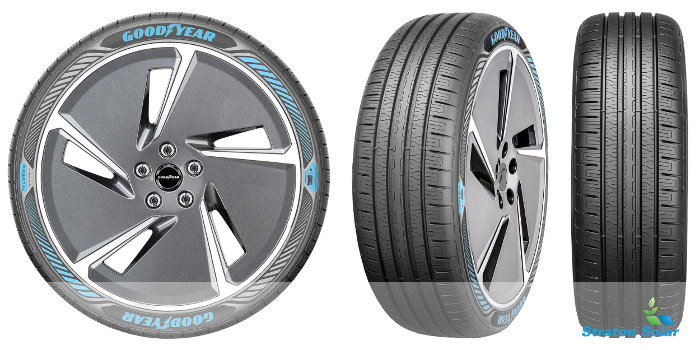 Goodyear Electric Vehicle Tires