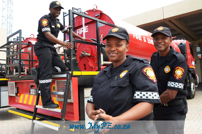 NMB Fire Fighters