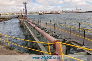 Port Elizabeth Tanker Berth