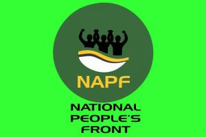National People's Front - NAPF