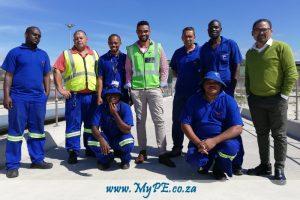 Nqura Sand Bypass Team