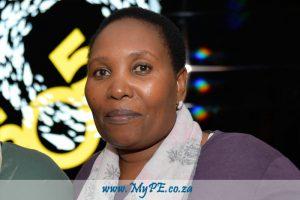Noxolo Nqwazi