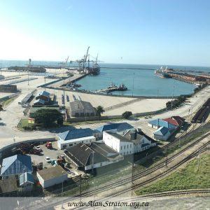 The Port of Port Elizabeth Campanile.