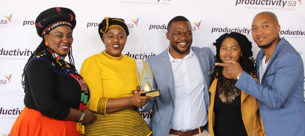 Eastern Cape Regional Productivity Winners