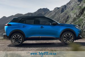 PEUGEOT 2008 Electric Vehicle