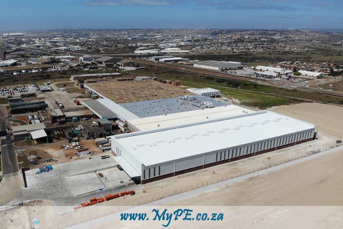 New Ford Warehouse