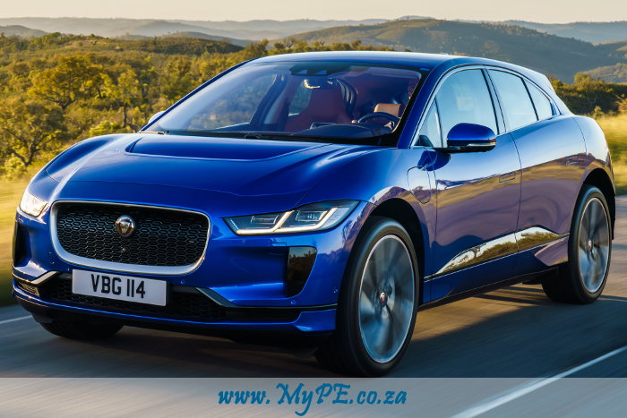 Jaguar Recycling IPACE
