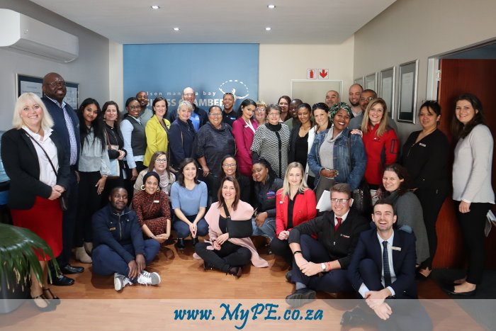 50 Bay SMEs who are set to benefit from the Business Chamber's SME Pro Bono Programme.