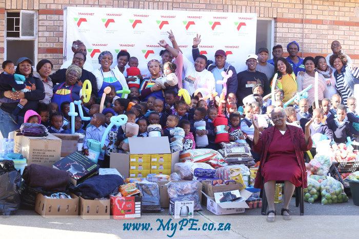 PE Port Mandela Day