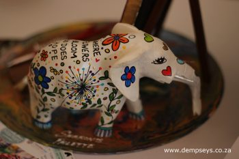 table centrepiece advertising locally yours market