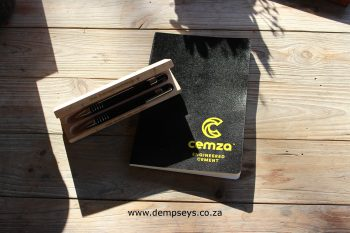 smart stationery from fineline agencies and cemza engineered cement