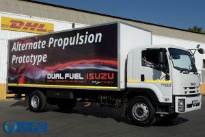Isuzu Dual Fuel
