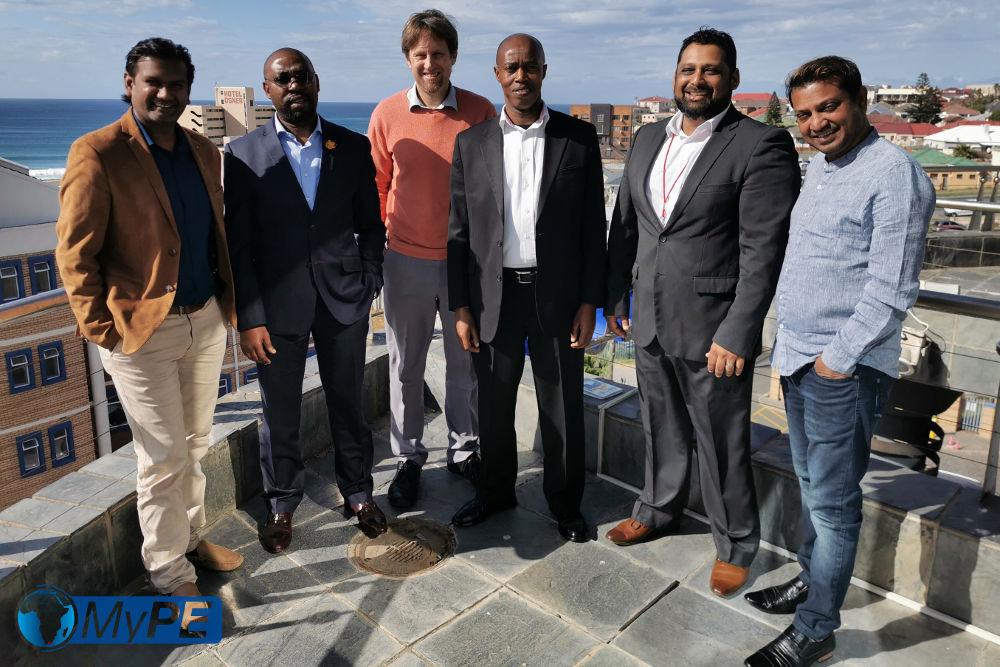 Mauritius Film Development Corporation shows interest in EC
