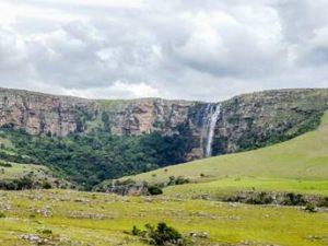 Ntentule Falls