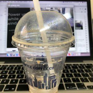 Seattle Coffee Co. Straw
