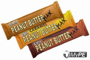 Coti Chocolates Peanut Butter Max