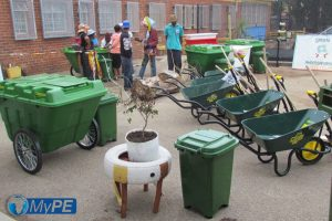 Helenvale Recycling