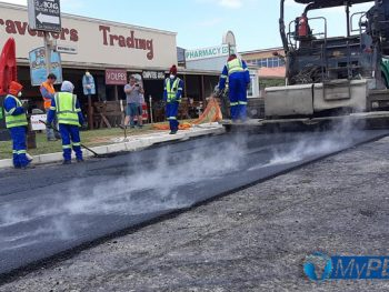 Phase one of first eco-friendly road in South Africa completed